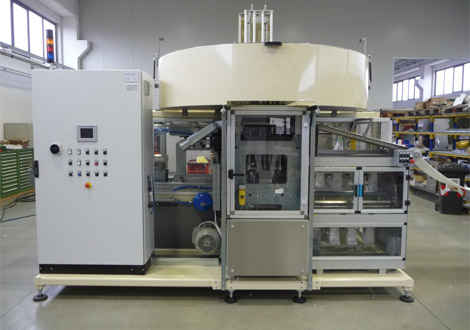 Coverting machine - MD1520